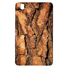 Bark Texture Wood Large Rough Red Wood Outside California Samsung Galaxy Tab Pro 8 4 Hardshell Case by BangZart