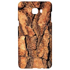 Bark Texture Wood Large Rough Red Wood Outside California Samsung C9 Pro Hardshell Case  by BangZart