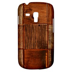 Barnwood Unfinished Galaxy S3 Mini