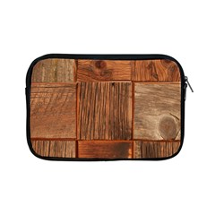Barnwood Unfinished Apple Ipad Mini Zipper Cases