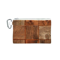 Barnwood Unfinished Canvas Cosmetic Bag (s) by BangZart