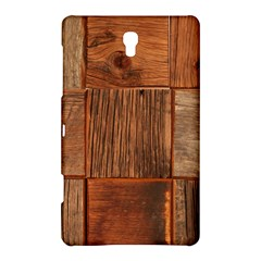 Barnwood Unfinished Samsung Galaxy Tab S (8 4 ) Hardshell Case