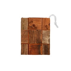 Barnwood Unfinished Drawstring Pouches (xs)