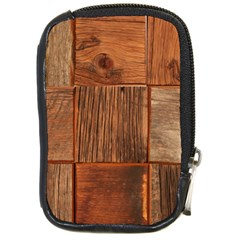 Barnwood Unfinished Compact Camera Cases
