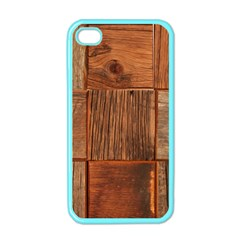 Barnwood Unfinished Apple Iphone 4 Case (color) by BangZart