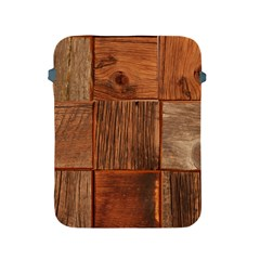 Barnwood Unfinished Apple Ipad 2/3/4 Protective Soft Cases by BangZart