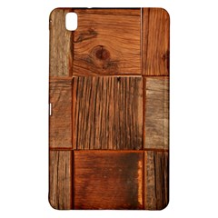 Barnwood Unfinished Samsung Galaxy Tab Pro 8 4 Hardshell Case