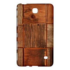 Barnwood Unfinished Samsung Galaxy Tab 4 (8 ) Hardshell Case  by BangZart
