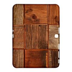 Barnwood Unfinished Samsung Galaxy Tab 4 (10 1 ) Hardshell Case