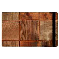 Barnwood Unfinished Apple Ipad Pro 9 7   Flip Case by BangZart