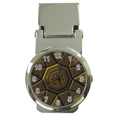 Aztec Runes Money Clip Watches by BangZart