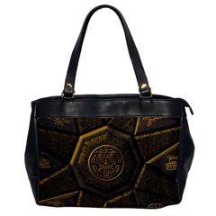 Aztec Runes Office Handbags by BangZart