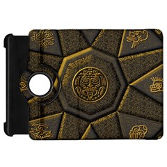 Aztec Runes Kindle Fire Hd 7  by BangZart