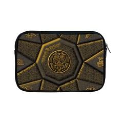 Aztec Runes Apple Ipad Mini Zipper Cases by BangZart