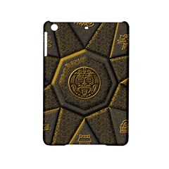 Aztec Runes Ipad Mini 2 Hardshell Cases by BangZart