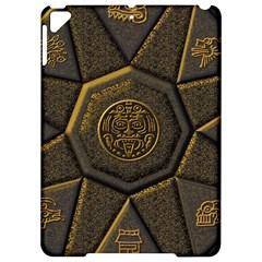 Aztec Runes Apple Ipad Pro 9 7   Hardshell Case by BangZart