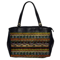 Aztec Pattern Ethnic Office Handbags by BangZart