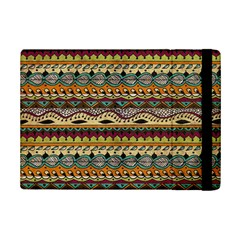 Aztec Pattern Ethnic Ipad Mini 2 Flip Cases