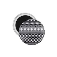 Aztec Pattern Design 1 75  Magnets by BangZart