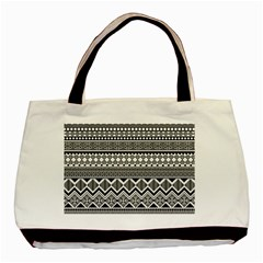 Aztec Pattern Design Basic Tote Bag by BangZart