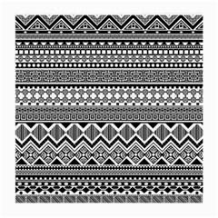 Aztec Pattern Design Medium Glasses Cloth (2 Side)
