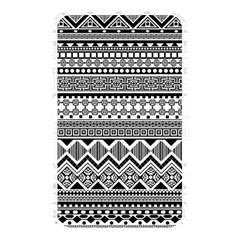 Aztec Pattern Design Memory Card Reader