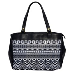 Aztec Pattern Design Office Handbags by BangZart