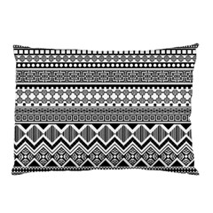 Aztec Pattern Design Pillow Case (two Sides) by BangZart