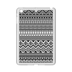 Aztec Pattern Design Ipad Mini 2 Enamel Coated Cases by BangZart