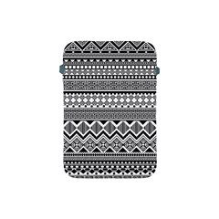 Aztec Pattern Design Apple Ipad Mini Protective Soft Cases by BangZart