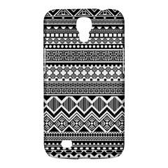 Aztec Pattern Design Samsung Galaxy Mega 6 3  I9200 Hardshell Case by BangZart