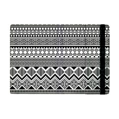 Aztec Pattern Design Ipad Mini 2 Flip Cases