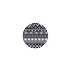 Aztec Pattern Design(1) 1  Mini Buttons