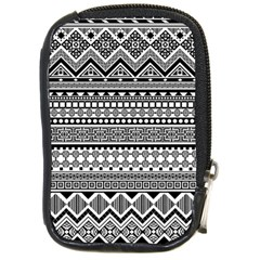 Aztec Pattern Design(1) Compact Camera Cases by BangZart