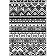 Aztec Pattern Design(1) 5 5  X 8 5  Notebooks