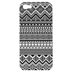 Aztec Pattern Design(1) Apple Iphone 5 Hardshell Case by BangZart