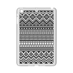 Aztec Pattern Design(1) Ipad Mini 2 Enamel Coated Cases by BangZart