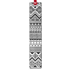 Aztec Pattern Design(1) Large Book Marks by BangZart