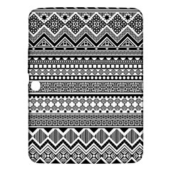 Aztec Pattern Design(1) Samsung Galaxy Tab 3 (10 1 ) P5200 Hardshell Case  by BangZart