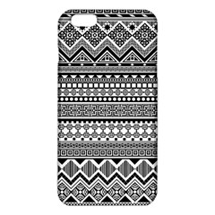 Aztec Pattern Design(1) Iphone 6 Plus/6s Plus Tpu Case