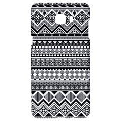 Aztec Pattern Design(1) Samsung C9 Pro Hardshell Case  by BangZart
