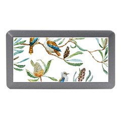 Australian Kookaburra Bird Pattern Memory Card Reader (mini)