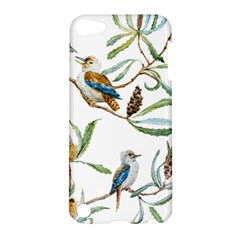 Australian Kookaburra Bird Pattern Apple Ipod Touch 5 Hardshell Case