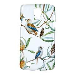 Australian Kookaburra Bird Pattern Galaxy S4 Active by BangZart