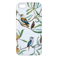 Australian Kookaburra Bird Pattern Iphone 5s/ Se Premium Hardshell Case by BangZart