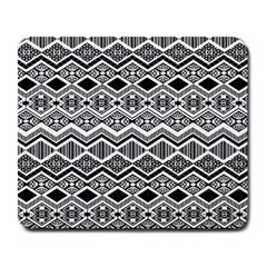 Aztec Design  Pattern Large Mousepads by BangZart