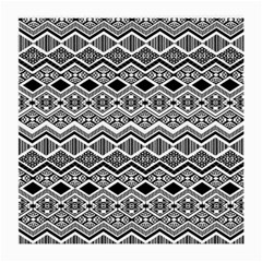 Aztec Design  Pattern Medium Glasses Cloth (2 Side) by BangZart