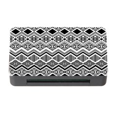 Aztec Design  Pattern Memory Card Reader With Cf by BangZart