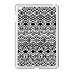 Aztec Design  Pattern Apple Ipad Mini Case (white) by BangZart