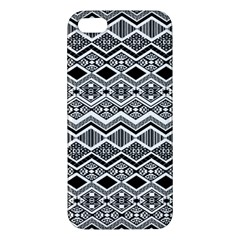 Aztec Design  Pattern Iphone 5s/ Se Premium Hardshell Case by BangZart